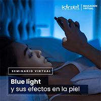 Blue Light y sus efectos en la piel